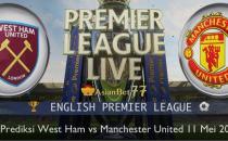 prediksi premier league - west ham vs manchester united 11 mei 2018 Agen Bola Piala Dunia 2018