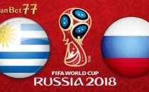 Prediksi Piala Dunia 2018 Uruguay vs Rusia - Agen Bola Piala Dunia 2018