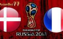 Prediksi Piala Dunia 2018 Denmark vs Prancis - Agen Bola Piala Dunia 2018