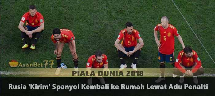 usia 'Kirim' Spanyol Kembali ke Rumah Lewat Adu Penalti Agen Bola Piala Dunia 2018