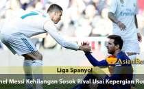 Lionel Messi Kehilangan Sosok Rival Usai Kepergian Ronaldo - Agen Bola Piala Dunia 2018