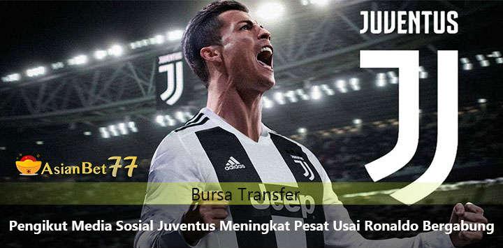 Pengikut Real Madrid Mulai Berpindah ke Juventus - Agen Bola Piala Dunia 2018