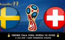 Prediksi Piala Dunia Swedia vs Swiss - Agen Bola Piala Dunia 2018