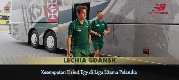 Kesempatan Debut Egy di Liga Utama Polandia Agen bola online