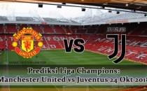Prediksi Liga Champions Manchester United vs Juventus 24 Okt 2018 Agen bola online
