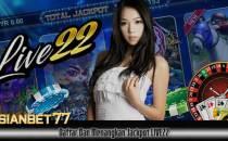 Daftar Dan Menangkan Jackpot LIVE22