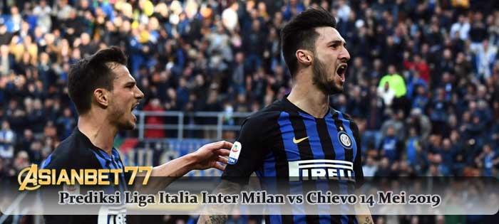 Prediksi Liga Italia Inter Milan vs Chievo 14 Mei 2019