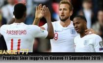 Prediksi Skor Inggris vs Kosovo 11 September 2019