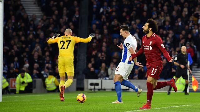 Mohamed Salah Membawa Liverpool Menghabiskan Tren Minor