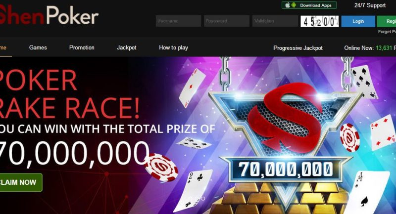 Online Poker Malaysia - the Story