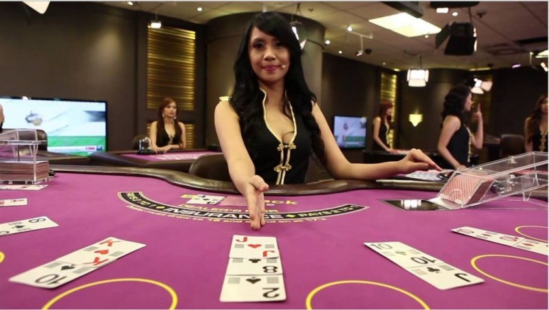 The Korean Live Casino Online Game