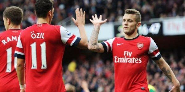 Peran Wilshere Lebih Penting Dari Pada Ozil Di Arsenal