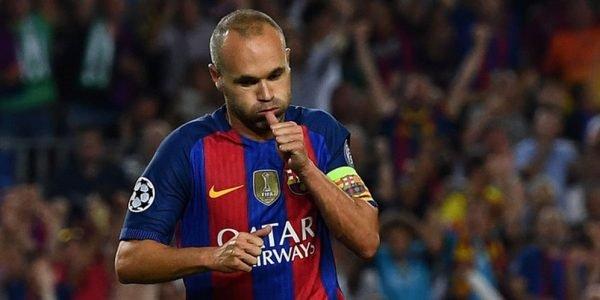 Iniesta Kembali Tidak Masuk Menghadapi Villarreal