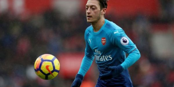 Mesut Ozil Lebih Ingin Berkarya Di Manchester United