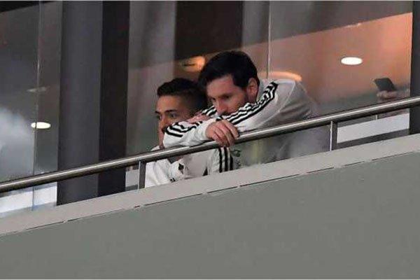 Lionel Messi Dikecam Karena Tak Solider Pulang Setelah Gol Ke6
