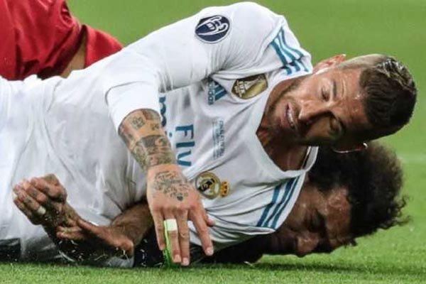 Sergio Ramos Akhirnya Dituntut Usai Buat Mohamed Salah Cedera