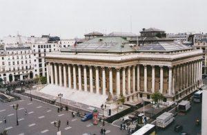 Palais Brongniart - パレ・ブロンニアール