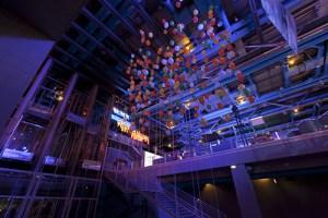 Centre Pompidou - フォーラム