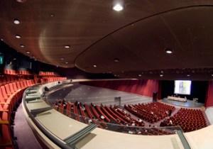 Palais des Congres de Paris - ボルドー講堂