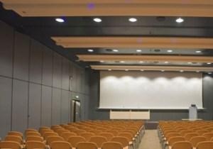 Palais des Congres de Paris - salle de réunion