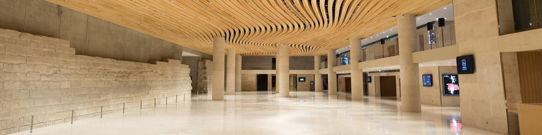 Les Salles du Carrousel - サル・ド・カルーゼル