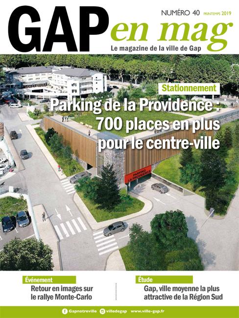 Gap en Mag – Numéro 40 (printemps 2019)
