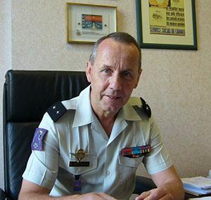 Général Bernard Béhotéguy