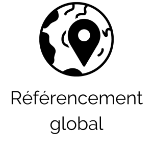 icone référencement global