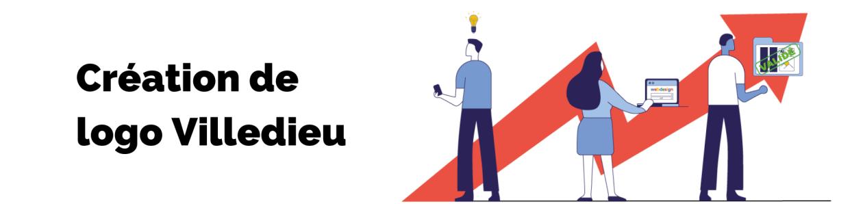 Bannière de la page création de logo de l'agence rt