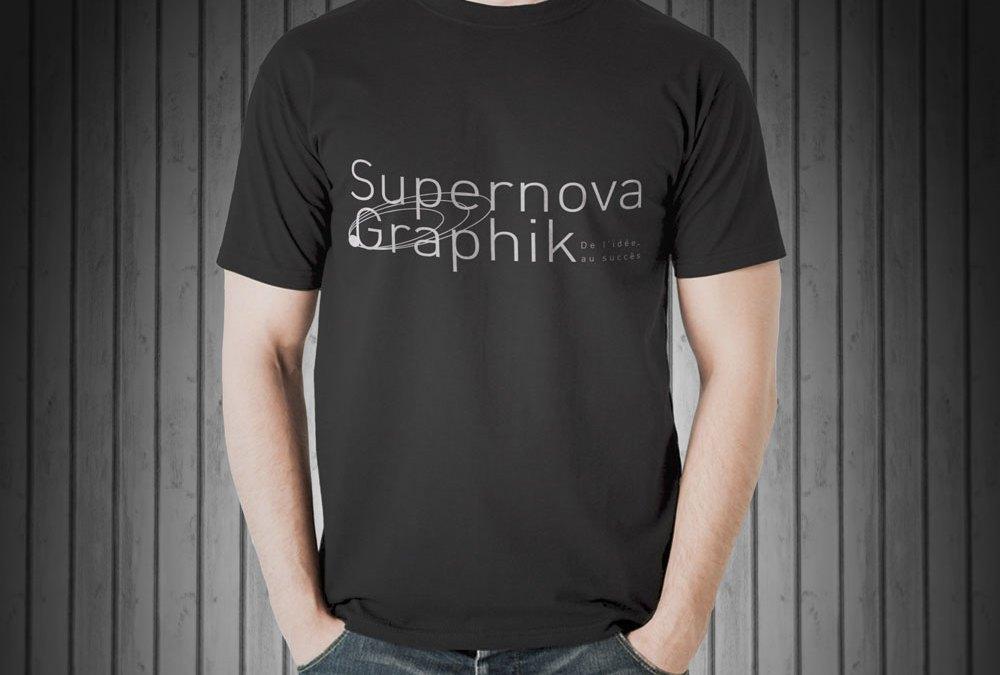 2ème offre anniversaire – T-shirt personnalisé – on double !