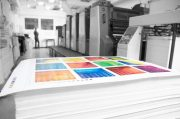 Imprimerie papier et grand format