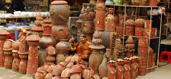 Village de potiers de Huong Canh Vinh Phuc