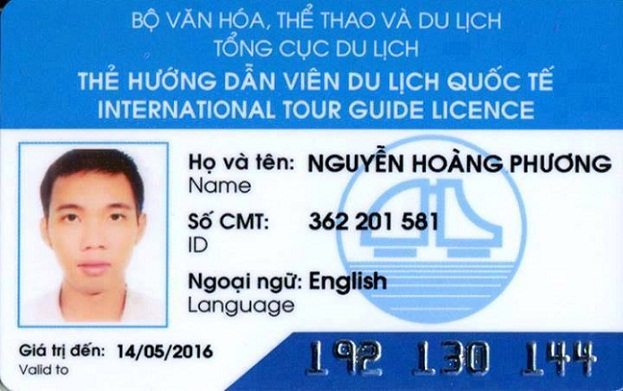 Prix guide francophone local Vietnam