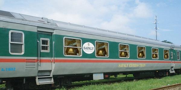 Trains Hanoi Lao Cai (Sapa)