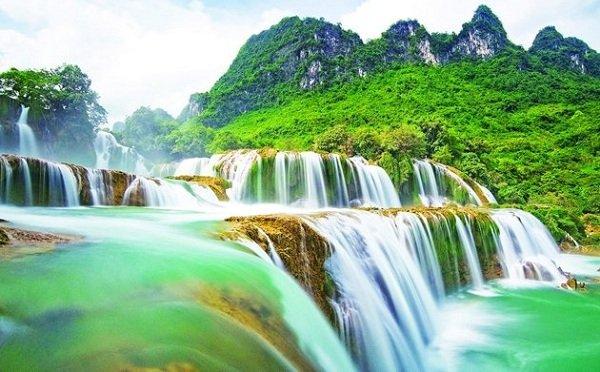 Decouverte du nord est Vietnam