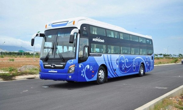 Se rendre à Bac Ha en bus