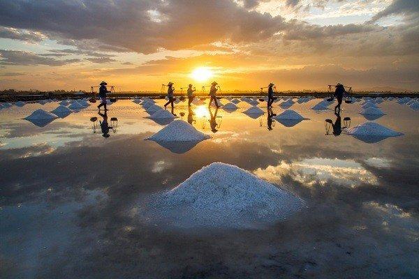 voyage Quang Ngai et decouverte ses paysages
