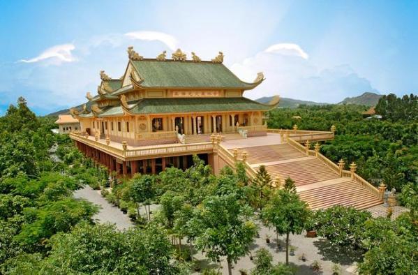 Visite Ba Ria Vung Tau Site incontournable