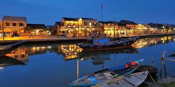 Hoi An Voyage au Vietnam avec Agence de voyage locale au vietnam