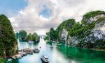 Circuit Quang Ninh, decouverte Baie d'Along,
