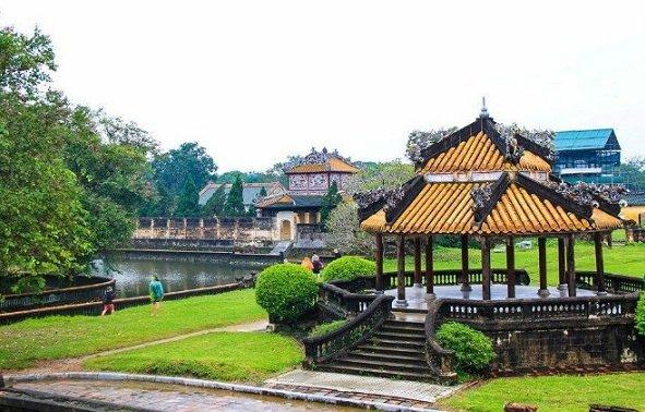 Visite Hue Voyage au Centre du Vietnam