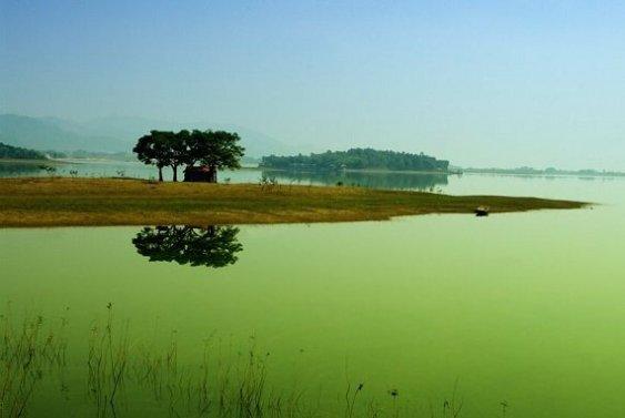 Visite Vinh Phuc et découverte ses sites incontournables, Lac Dai Lai