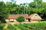 maison natale du Président Ho Chi Minh