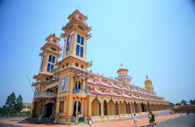 Découverte Tay Ninh et ses sites connus