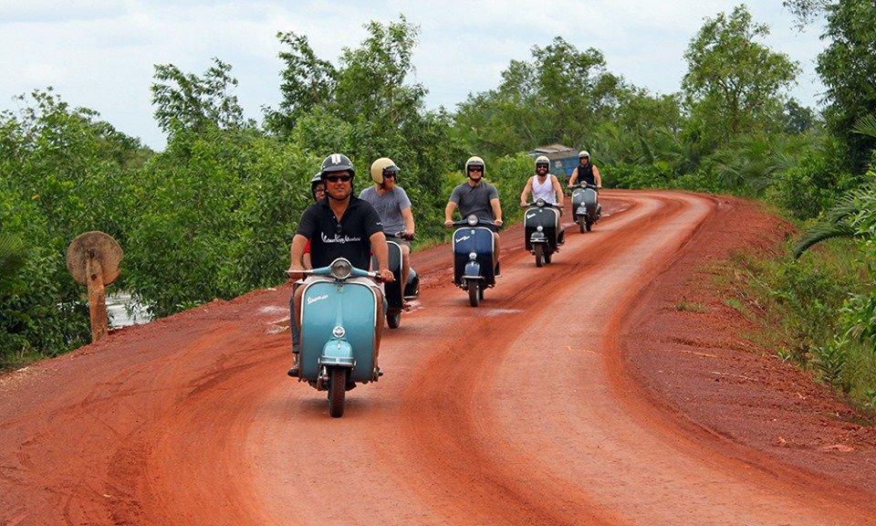 Voyage a moto au vietnam