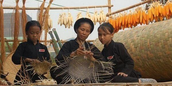 Chez l'habitant au Vietnam à Ba Be