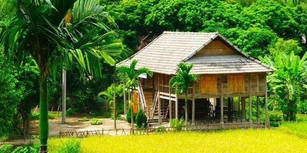 Chez l'habitant au Vietnam à Mai Chau