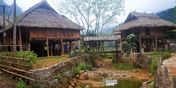 Chez l'habitant au Vietnam à Sapa