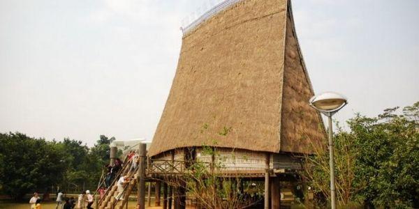 Visite du Musée d'ethnographie du Vietnam