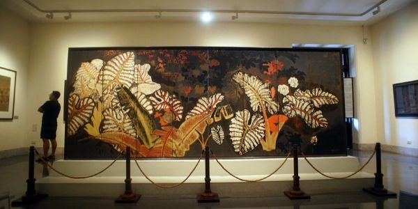 Le musée des beaux-arts du Vietnam à Hanoi